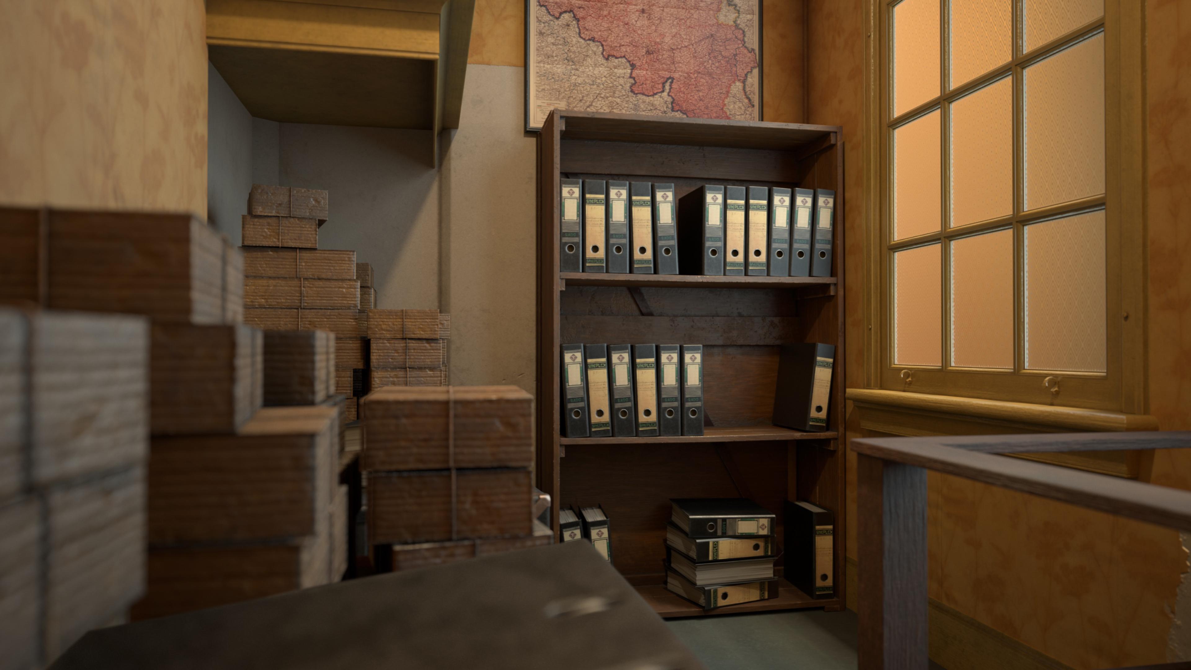Das Hinterhaus Anne Frank Haus