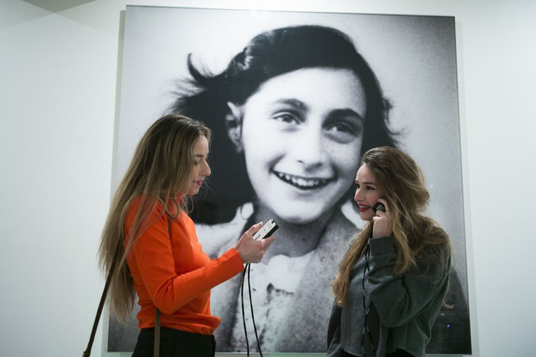 Anne Frank House welcomes 1.3 million visitors