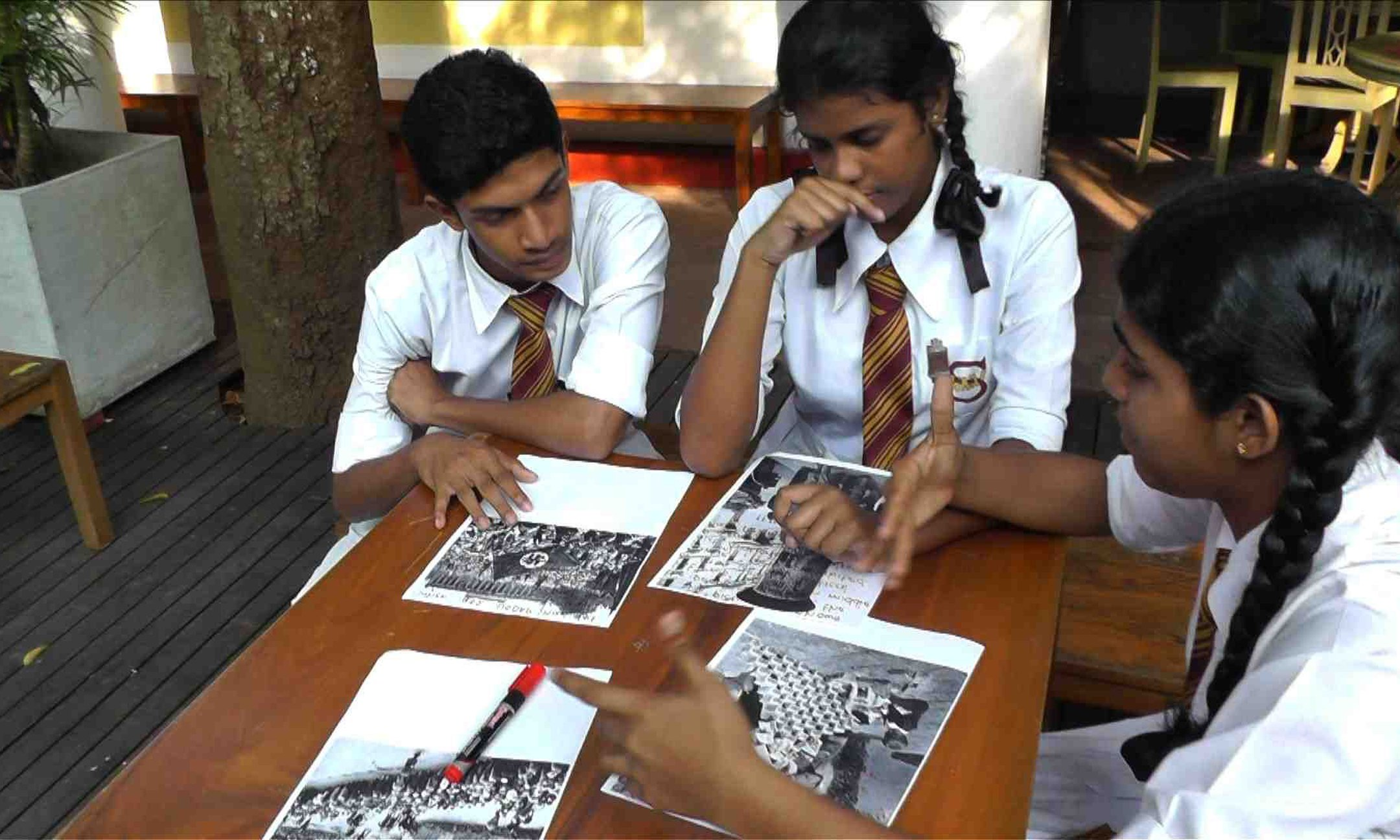 Peer guide training in Colombo
