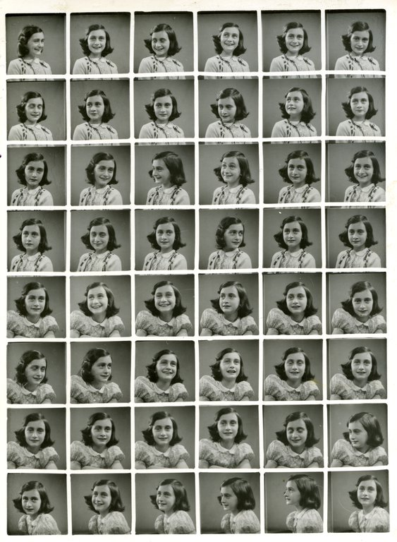 92° aniversario del natalicio de Ana Frank