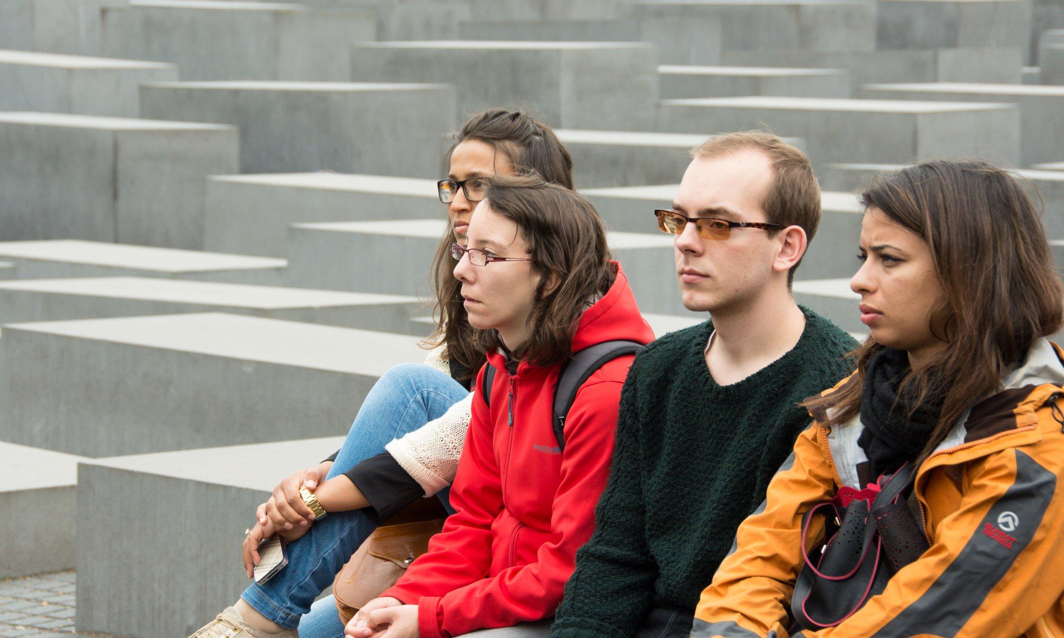 Memory Walk, Holocaust Monument, Berlin