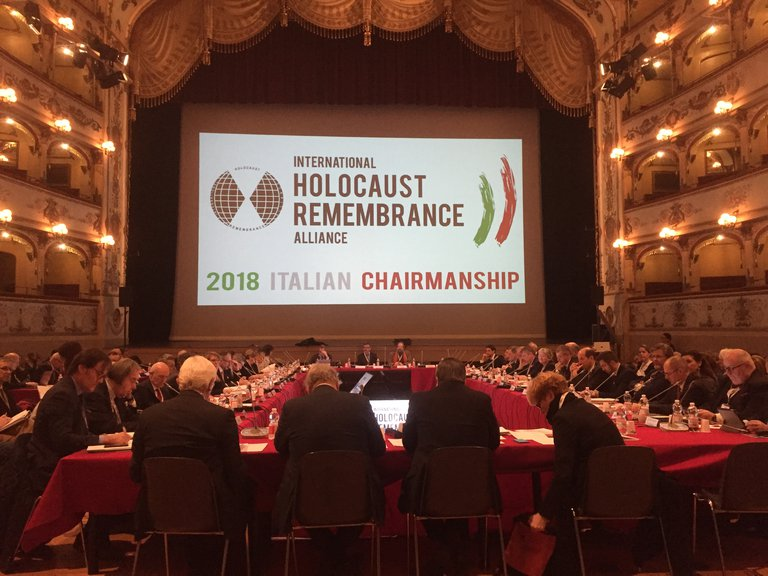 International Holocaust Remembrance Alliance 2018