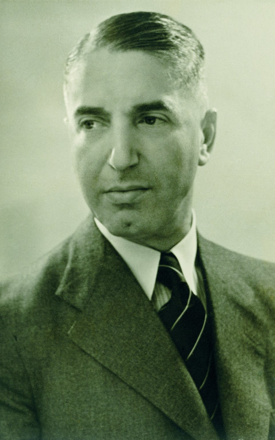 Fritz Pfeffer, around 1937.
