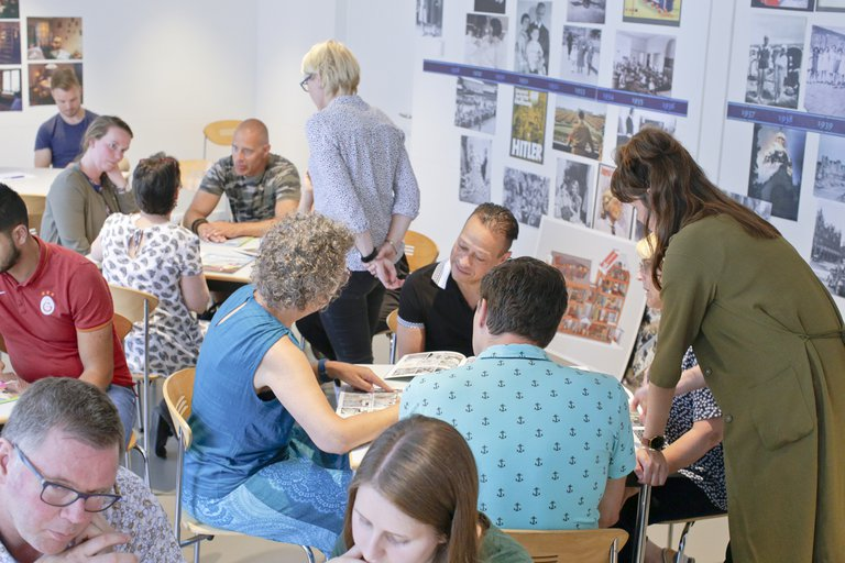 Lesgeven over de Holocaust - tips voor docenten