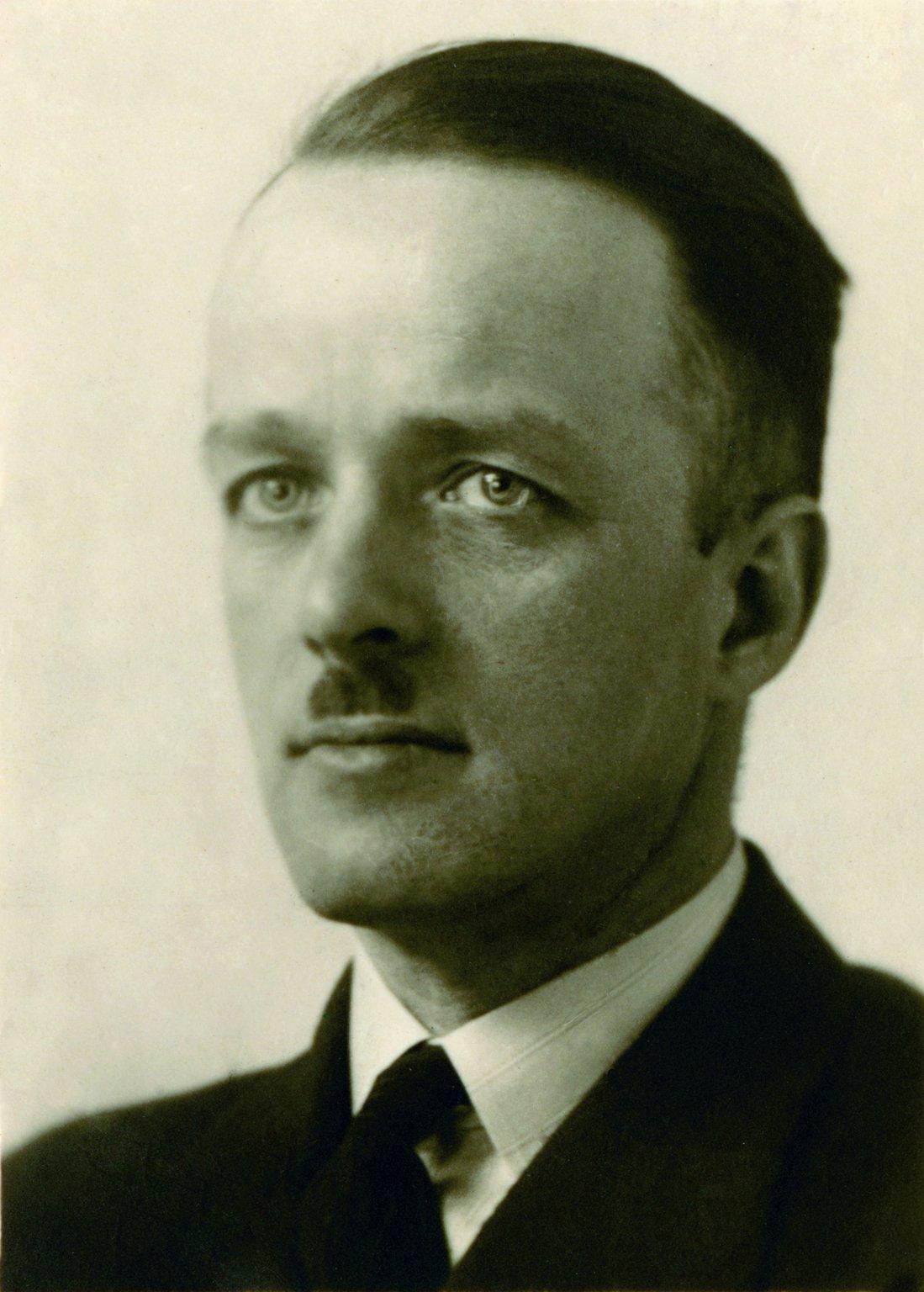 Victor Kugler, around 1930.