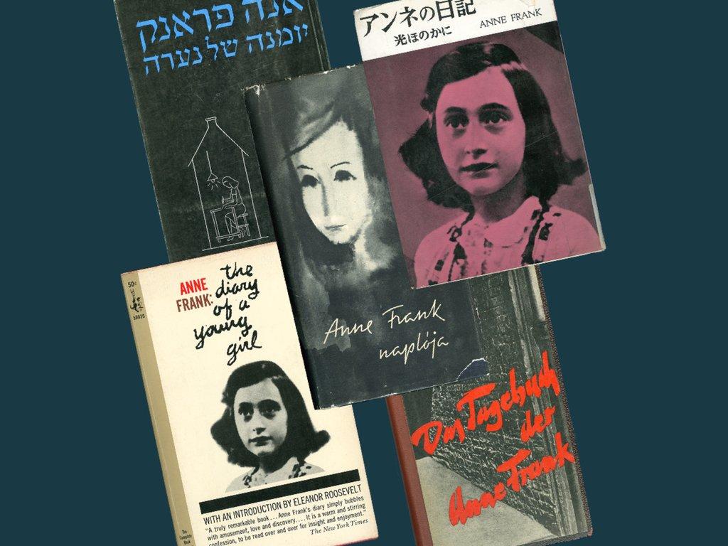 Wie wrurde Annes Tagebuch so berühmt?