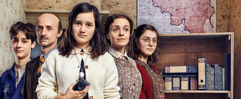 Nuevo: Video diario de Anne Frank