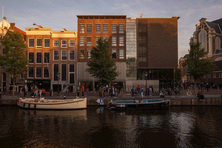 Nominatie EMYA 2020 voor het Anne Frank Huis