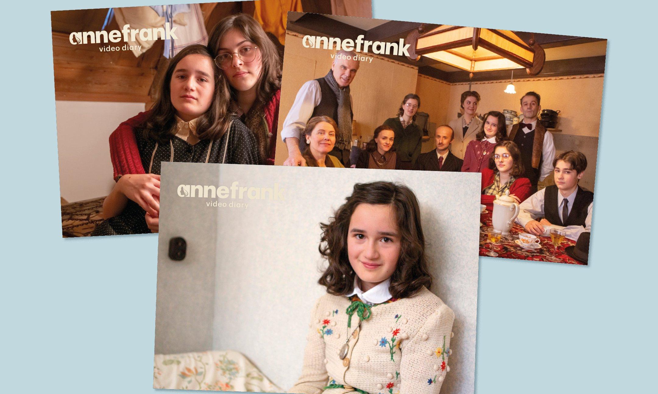 Alle acteurs uit het Anne Frank videodagboek