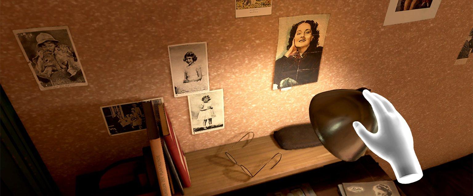 Renewed Vr Tour Of Anne Frank S Secret Annex Anne Frank House