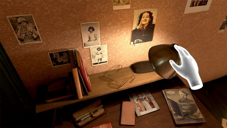 Renewed VR tour of Anne Frank's Secret Annex