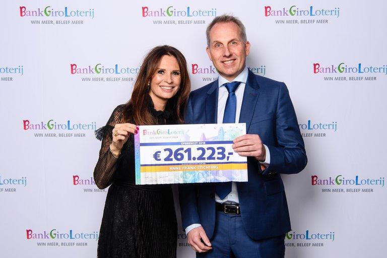 BankGiro Loterij helpt
