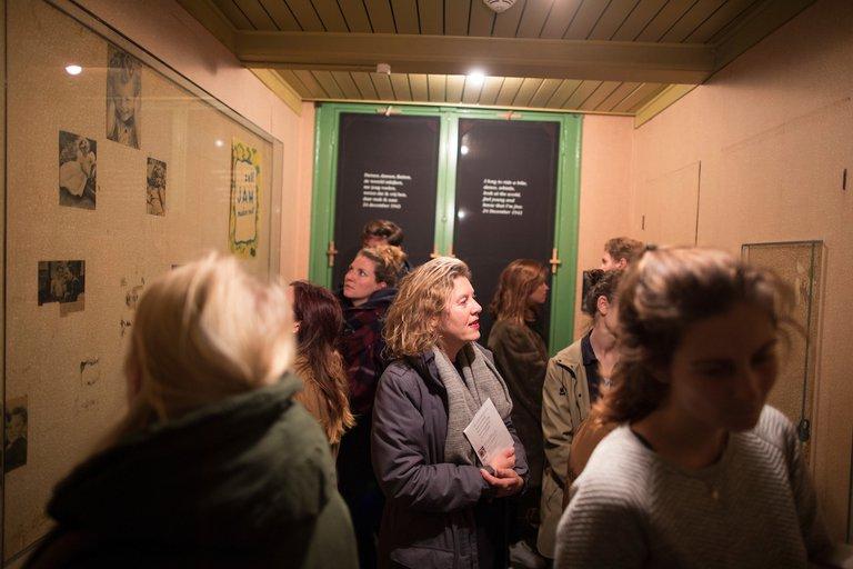 Bienvenidos, la Casa de Ana Frank se renueva