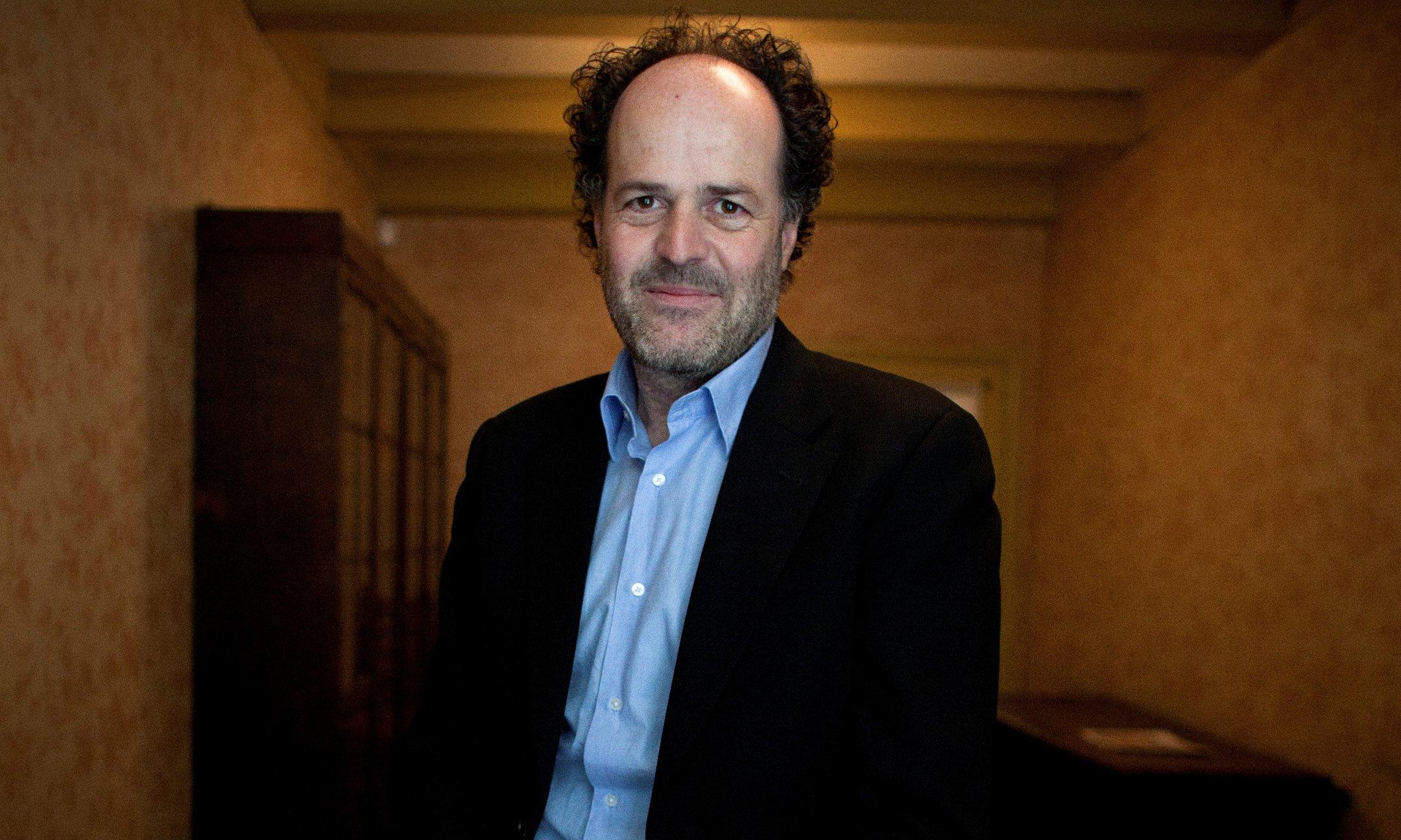 Ronald Leopold, director general de la Casa de Ana Frank