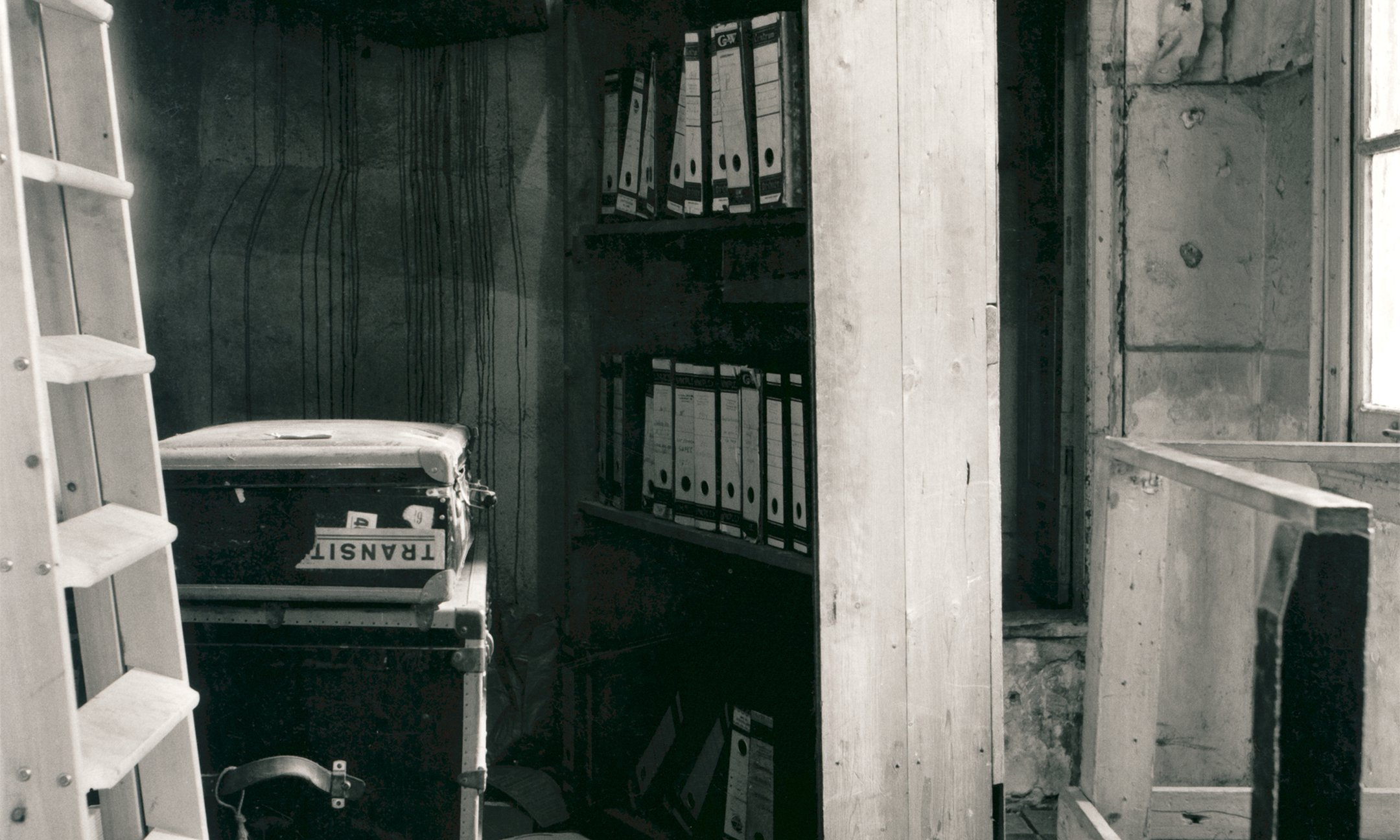 Der Bucherschrank Anne Frank Haus