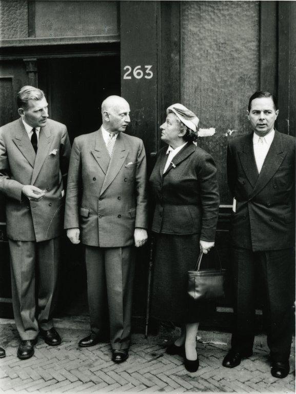Anne Frank House celebrates 60th anniversary