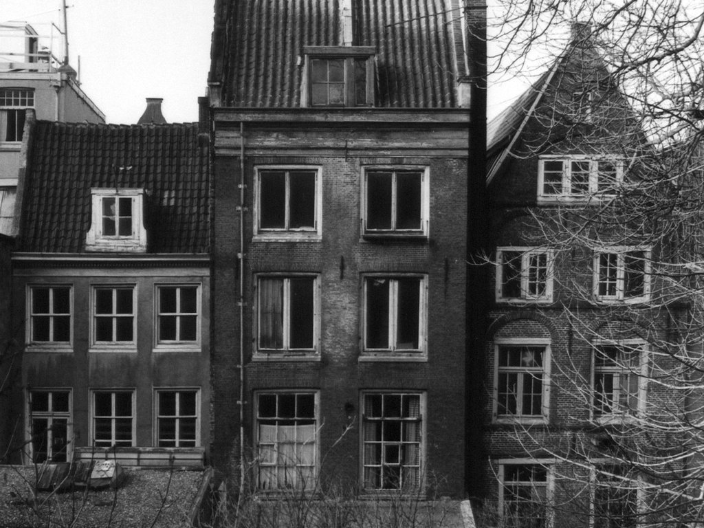 The history of the Secret Annex