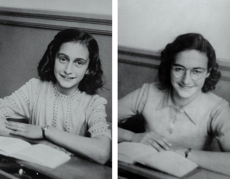 Los últimos meses de Ana Frank